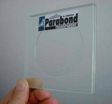 Parabond Transparent - idealnie przezroczysty